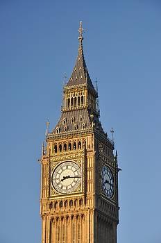 Big Ben by Hans Kool
