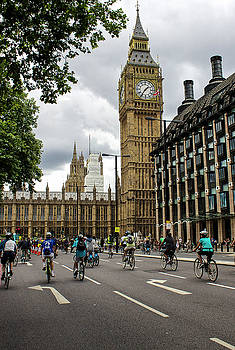 Venetia Featherstone-Witty - Big Ben, London, England