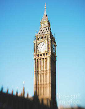 Big Ben by Sonja Quintero