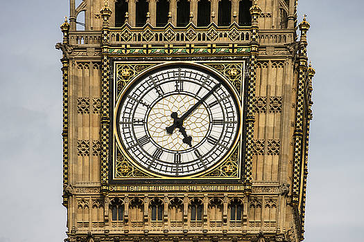 Big Ben by Suanne Forster