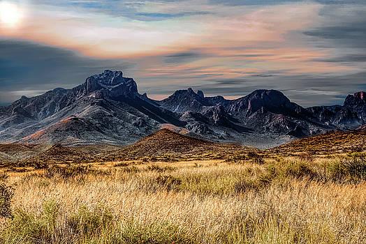 Big Bend Hill Tops by Gaylon Yancy