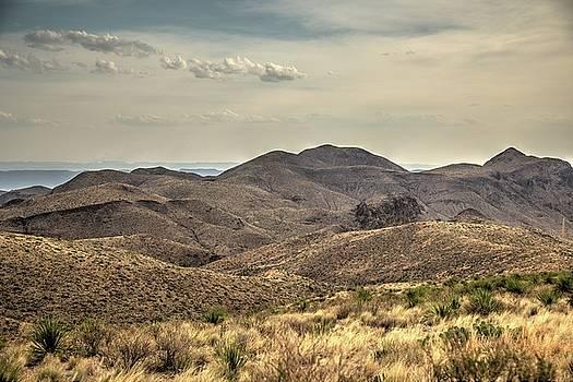 Big Bend, TX by Jim Allsopp
