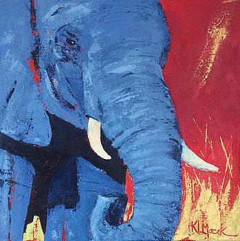 Big Blue by Karen Macek