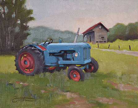 Big Blue by Todd Baxter