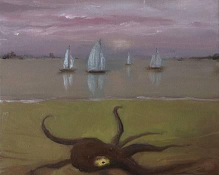 Big Boy Kraken by Christina Glaser