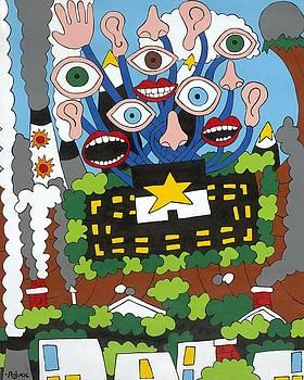 Big Brother by Rojax Art