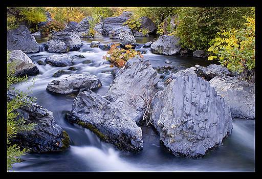 Big Chico Creek by Craig Sanders