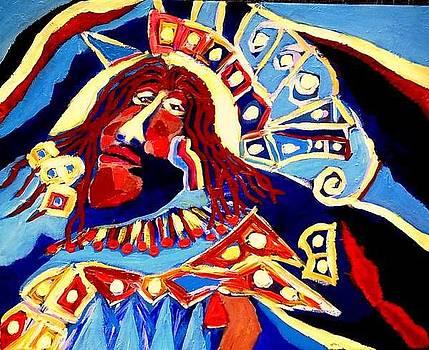 Big Chief Mardi Gras by Ted Hebbler