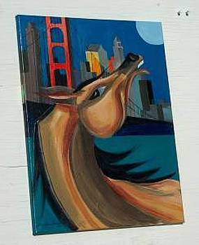 Big City Blues  2 by Stan  Sternbach