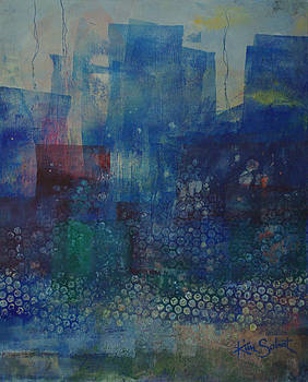 Big Town Blues by Kim Sobat