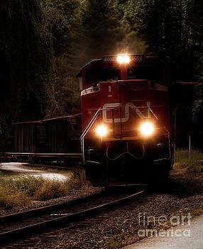 Big Diesel  by Jim Hatch
