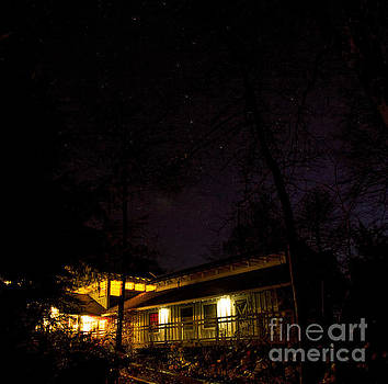Barbara Bowen - Big Dipper over Hike Inn