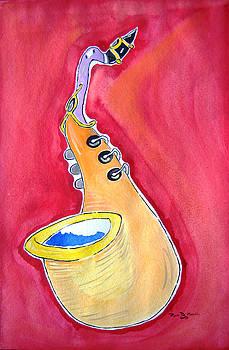 Big Easy Blues by Ryan D Merrill