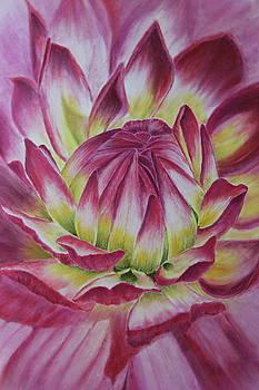 Big In Pink by Jackie Kirby