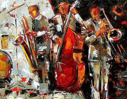 Big Jazz by Debra Hurd
