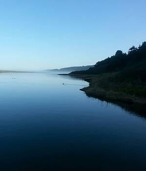 Big Lagoon by Robert Walker