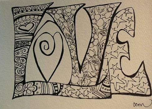 Big love by Claudia Cole Meek