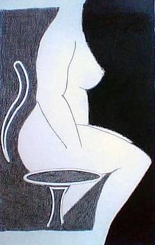 Big Mama by Maina  Kabiru