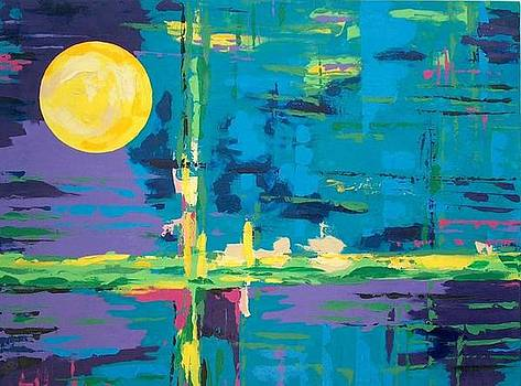 Big Moon by Kathleen  Henner
