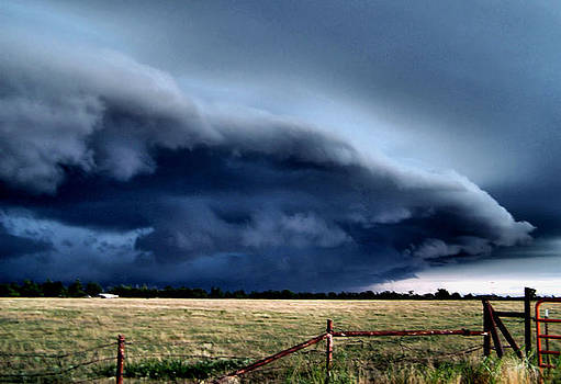 Karen M Scovill - Big Ol Storm