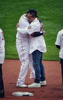 Big Papi and Manny by SoxyGal Photography