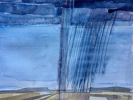 Big Rain II by Vaughan Davies