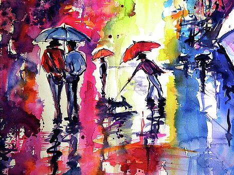 Big rainy day cd by Kovacs Anna Brigitta