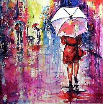 Big rainy day by Kovacs Anna Brigitta