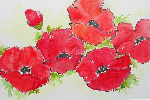 Big Red 3 by Phiddy Webb
