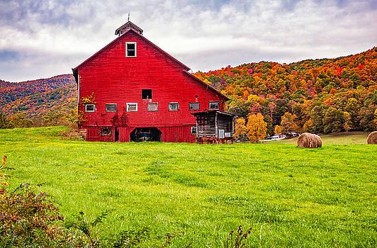Steve Harrington - Big Red Barn