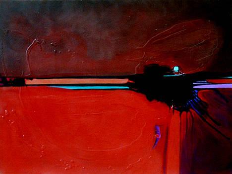 Marlene Burns - BIG RED