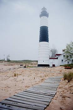 Rich Sirko - Big Sable Point Light