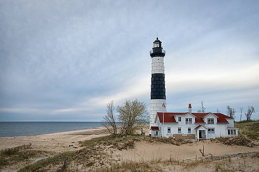 Mary Lee Dereske - Big Sable Point Lightstation 1867