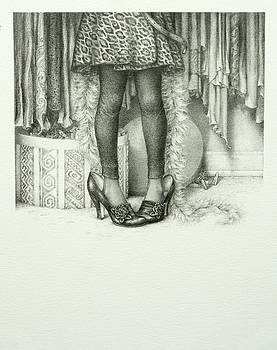 Big Shoes by Lynn Bywaters