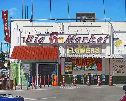 Big Six by Michael Ward