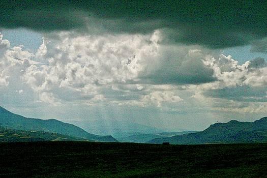 Big Sky Basilicata by Steve Swindells