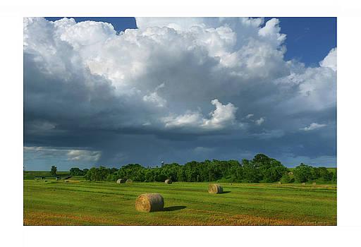 Big Sky-Brief Shower by Bruce Morrison
