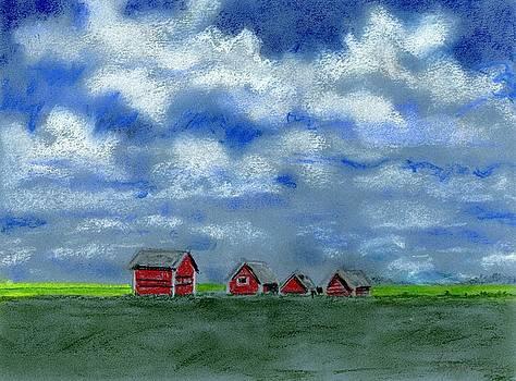 Big Sky by Ferne McGinnis