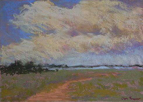 Big sky by Jan Frazier