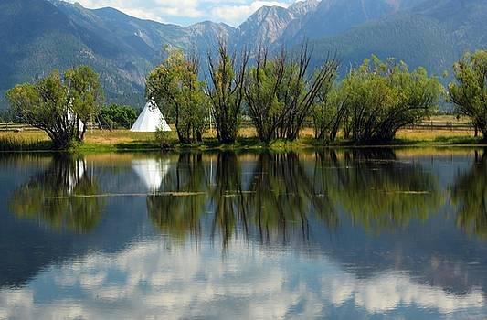Big Sky Montana by William Rockwell