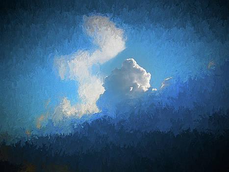 Big Sky by Richard Goldman