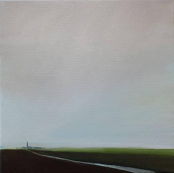 Big Sky by Tone Aanderaa