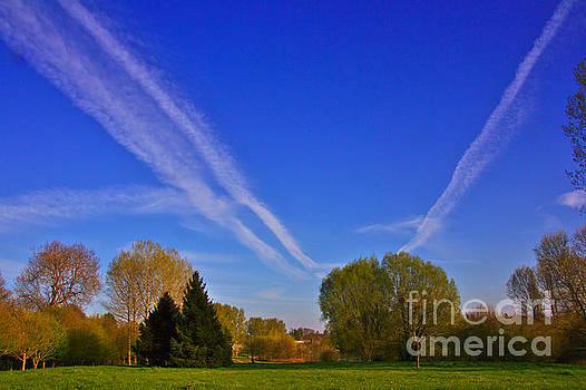 Big Spring Sky by Jeremy Hayden