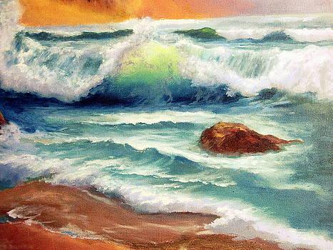 Big Sur by Cheryl Ehlers