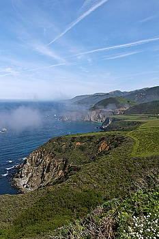 Big Sur Coastline by Michele Myers