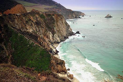 Joyce Dickens - Big Sur Coastline One