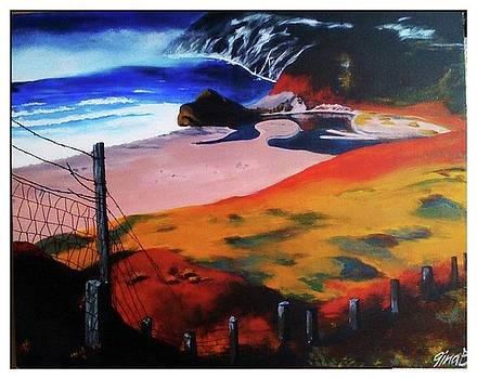 Big Sur by Gina Bocalbos