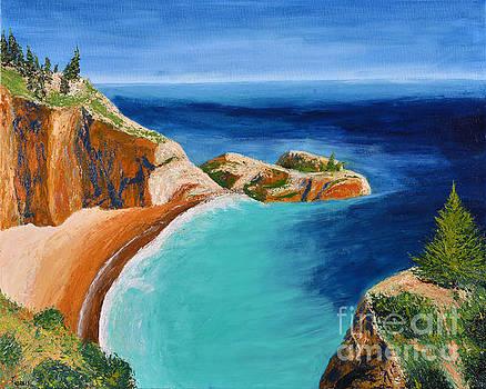 Big Sur by Jack Hedges