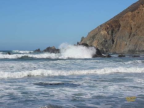 Gary Canant - Big Sur Waves Pfeiffer Beach