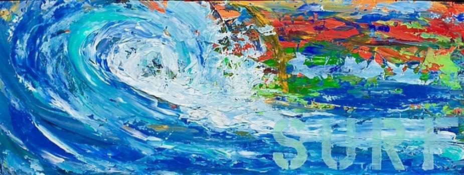 Big Surf by John Ellis